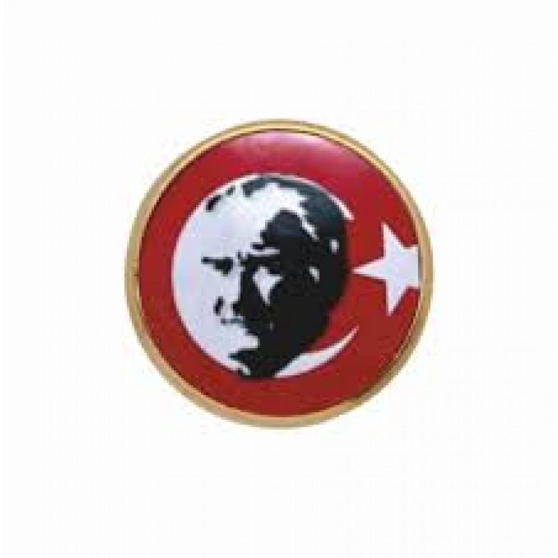 Atatürk Damla Rozet
