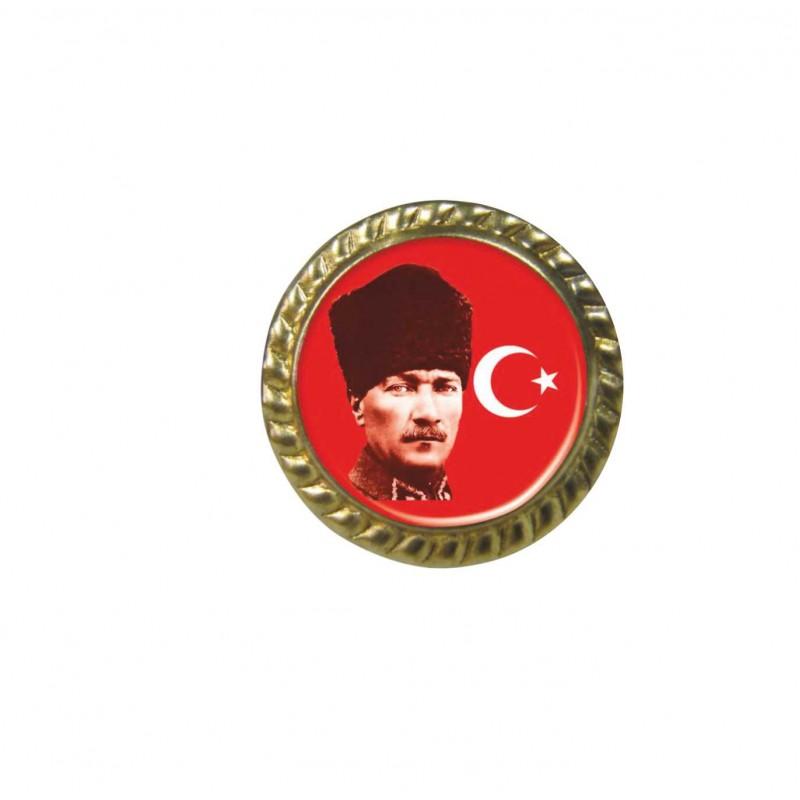 Atatürk Damla Rozeti
